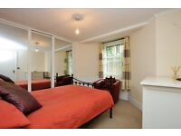 Benthal Road, new refurbished one bed flat with own entrance close to Rectory Road train station