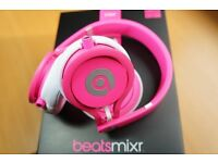 OFFICIAL BEATS MIXR HEADPHONES NEW AND SEALED