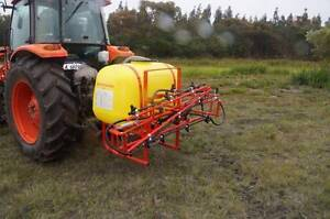Quality Built Tractor Boom Sprayer 200-600 litr  WE SHIP OZ WIDE Bassendean Bassendean Area Preview