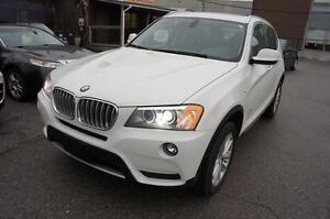 2011 BMW X3 xDrive28i | NAVI | BACKUP SENSOR | PANO ROOF |
