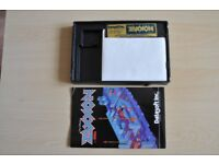 Very Rare Retro Apple II Game - The official Zaxxon by Sega, Thatcham, Berkshire