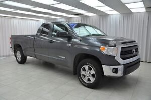 2015 Toyota Tundra SR5 5.7L iFORCE 4DR 5PASS 4x4 DOUBLE CAB LONG