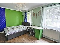 GREAT VALUE 3 BED CONVERSION WITH 2 BATHROOMS IN THE ALPHABET STREETS
