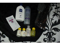 SELECTION OF NEW + USED HAIR + BODY PRODUCTS