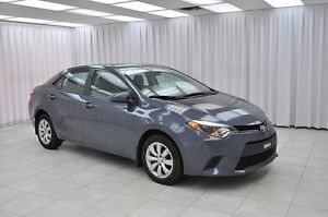 2014 Toyota Corolla LE ECO SEDAN w/ BLUETOOTH, HTD SEATS & A/C