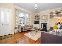 Clive Road - A well presented three double bedroom house for rent in West Dulwich.