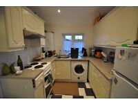 In the heart of Worcester Park excellent located first floor one bedroom garden flat with amenities