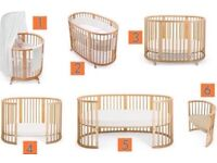 Stokke Norwegian Sleeping bed, from new born to 10y.o.