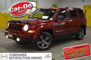 2014 Jeep Patriot HIGH ALTITUDE LEATHER SUNROOF