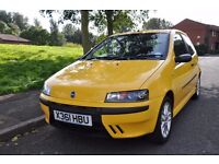 FIAT PUNTO 2000 REG 3 DOOR HATCHBACK