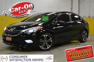 2015 Kia Forte SX NAVIGATION LEATHER SUNROOF