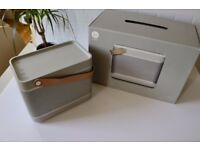 BANG AND OLUFSEN BELITE 15 BLUETHOOT SPEAKER IN MINT CONDITION ALL BOXED CALL NOW 07707119599