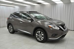 2015 Nissan Murano 3.5SV AWD SUV w/ BLUETOOTH, HEATED SEATS / ST