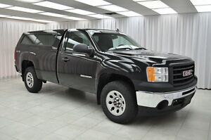 2011 GMC Sierra 1500 4.3L 4x4 2DR 3-PASS LONG BOX REG CAB w/ ON-