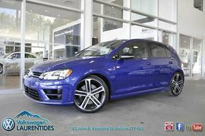 **GOLF R 2016**TRACTION INTÉGRALE**VÉHICULE RARE**IMPECCABLE**TO