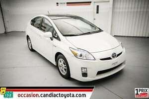 2010 Toyota Prius TECHNO * CUIR * NAV * TOIT SOLAIRE * STATIONNE