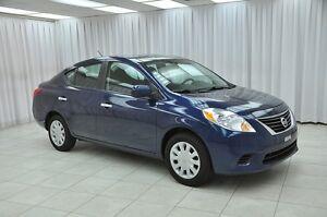 2012 Nissan Versa 1.6SV PURE DRIVE CVT SEDAN w/ A/C, POWER W/L/M