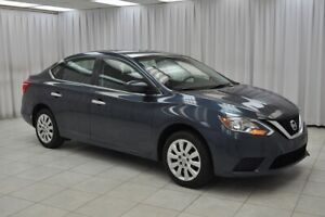 2016 Nissan Sentra 1.8S SEDAN w/ BLUETOOTH, A/C, POWER W/L/M & U