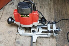 Perles Plunge Router
