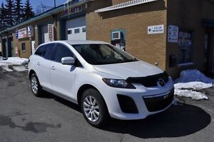 2011 Mazda CX-7 4 CYLINDRES  GX, DEMARREUR À DISTANCE