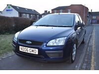 FORD FOCUS 1.6 LX 5DR PETROL ( NO ADVISORY ON MOT)