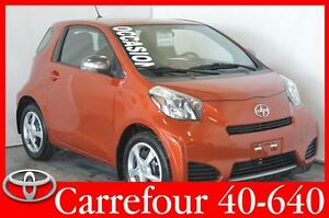 2012 Scion iQ Bluetooth+Gr.Electrique+Air Automatique