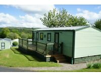 Holiday Home in very Excellent condition with stunning views on 5* Holiday park, Bala North Wales