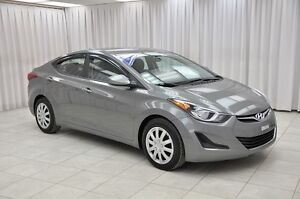 2014 Hyundai Elantra GL SEDAN w/ A/C, BLUETOOTH & HTD SEATS