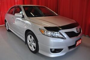 2010 Toyota Camry SE Leather Sunroof - One Owner