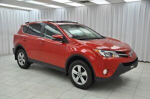 2015 Toyota RAV4 XLE AWD SUV w/ BLUETOOTH, HEATED SEATS, SUNROOF
