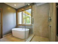 Bathroom and wetroom fitter,complete service