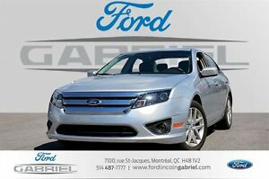 2011 Ford Fusion V6 SEL, CUIR, CAMER