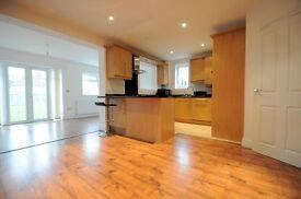4 Bedroom House, Newly Refurbished- Garden