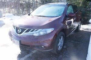 2012 Nissan Murano AWD! Keyless Entry+Start! Climate Control!
