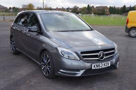 Mercedes-Benz B Class 1.5 B180 CDI Sport 5dr ** 2013 63 Plate ** FMSH