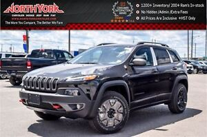 2016 Jeep Cherokee NEW Car Trailhawk 4x4|SafetyTec,Cold Weather,