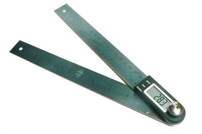 8 Iggaging Digital Protractor Rule Miter Gauge Angle Finder Angle Measuring