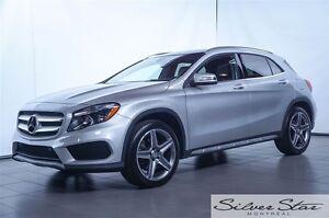 2015 Mercedes-Benz GLA250 SUV 4matic Premium Package, Sport Pack