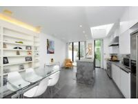 A stylish 3 bed house to rent in Wimbledon with a private garden. Haydon Park Road SW19
