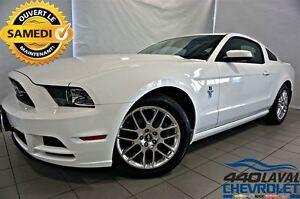 2013 Ford Mustang V6 Premium CUIR Manuelle avec 20 301 km