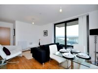 STUNNING ONE BEDROOM WITH BALCONY & PORTER SERVICE IN WATERSIDE PARK, CONNAUGHT HEIGHTS,ROYAL DOCKS