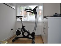 Programmable Exercise Bike, very quiet and in excellent condition.