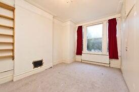 Fulham Palace Road: A substantial two double bedroom, purpose built Victorian maisonette to let.