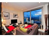 34TH FLOOR STUDIO SUITE IN PAN PENINSULA CANARY WHARF E14, POOL, SPA, GYM, CONCIERGE, CINEMA!