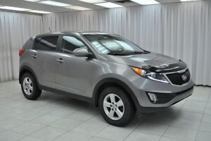 2015 Kia Sportage LX 6SPD FWD.  FUN TO DRIVE, SPORTY, MANUAL SUV