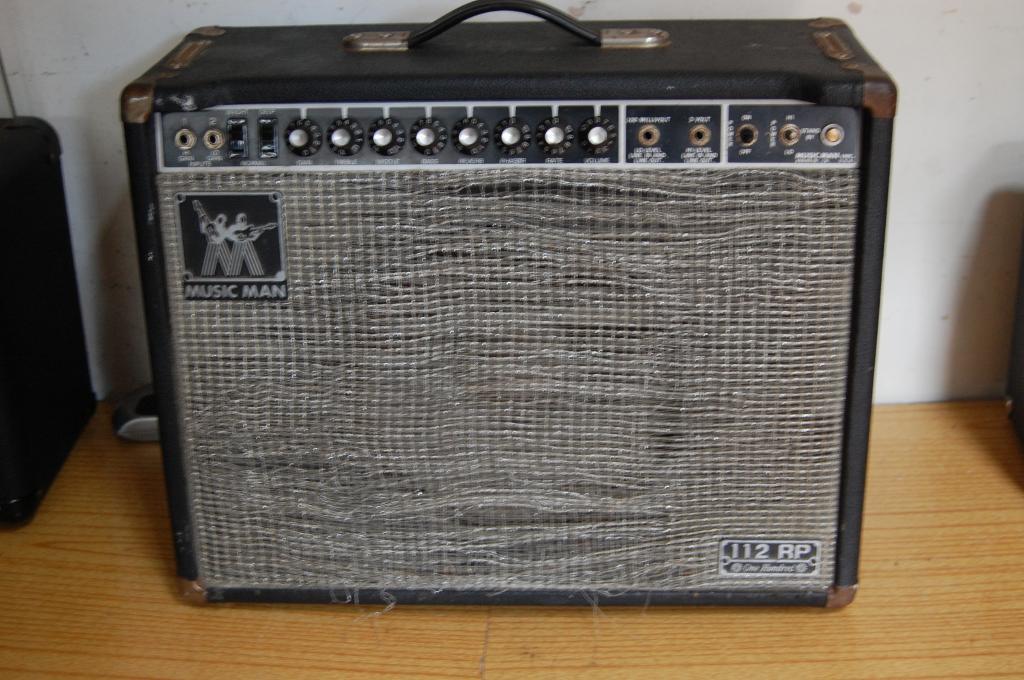Musicman Bass Amp Musicman 112 rp Valve Amp