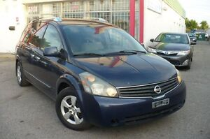 2007 Nissan Quest 3.5 S  CERTIFIED & E-TESTED
