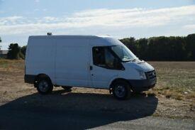 ford transit 2009 /2.4 diesel / panel van 12 months mot 2795.00 reduced to 2450