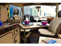VW CAMPER T25 - ORIGINAL PAINT, LOW MILEAGE