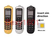 Zanco bee worlds smallest mobile phone beat the boos plastic mobile tiny mini phone baby